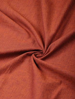 Rust Cotton Fabric