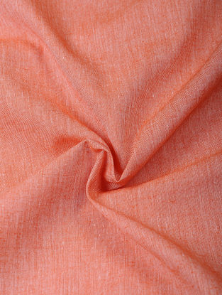 Orange Cotton Fabric