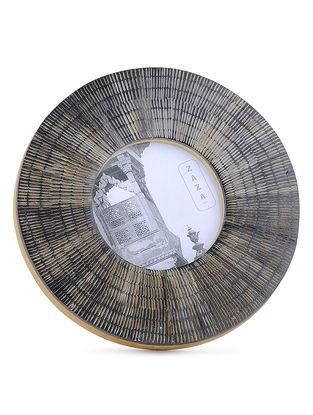 Black Wood Photo Frame