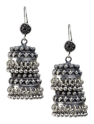 Tribal Tiered Earrings