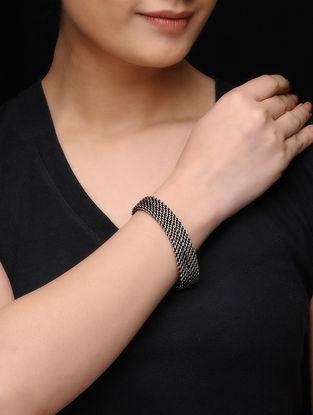 Tribal Silver Bracelet
