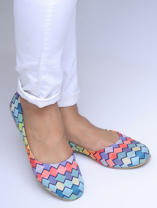 Multicolored Handcrafted Ballerinas