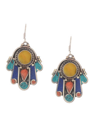Yellow-Orange Earrings