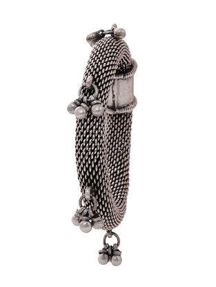 Tribal Silver Bangle (Bangle Size -2/6)