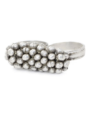 Tribal Silver Ring (Ring Size -9.5)