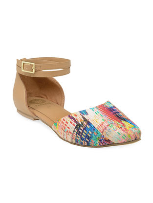Multicolored Hand-Crafted Sandals
