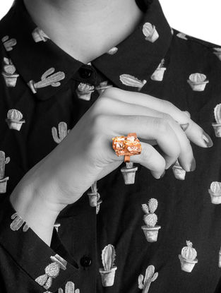 Nugget Adjustable Ring