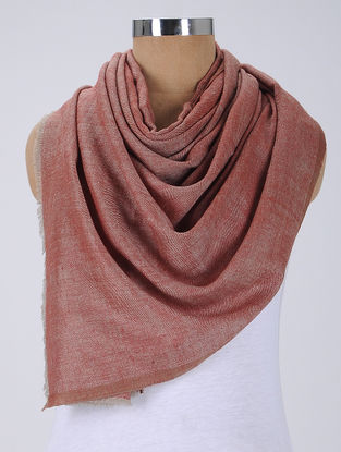Red Pashmina Stole
