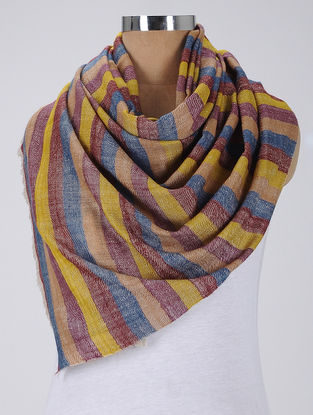 Multicolored Pashmina Stole
