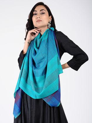 Blue Pashmina Stole
