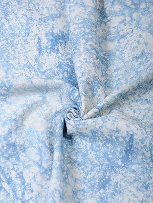 Indigo Bagh-printed Cotton Fabric