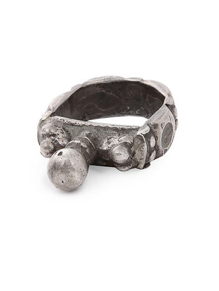 Vintage Silver Ring (Ring Size - 8)