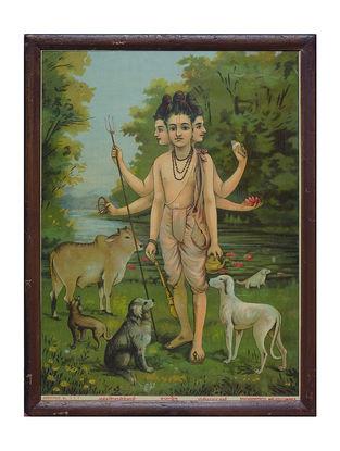 Raja Ravi Verma's Framed
