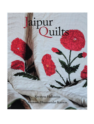 Jaipur Quilts By Krystyna Hellstrom (Paperback)
