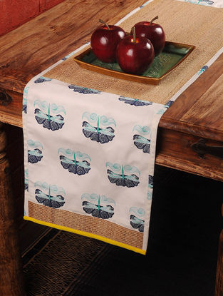 Impermanence Table Runner 54in x 12in