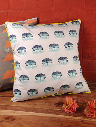 Impermanence Floor Cushion Cover 24in x 24in