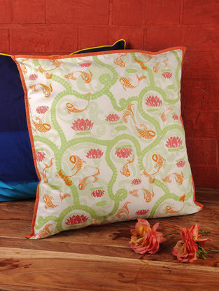 Koi Cloud Floor Cushion Cover 24in x 24in