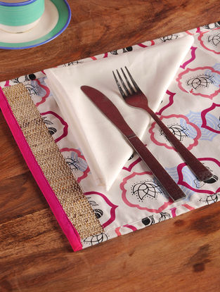 Heartlight Table Mat and Napkin - Set of 6
