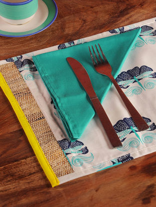 Impermanence Table Mat and Napkin - Set of 6