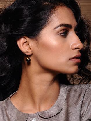 Fresh Water Pearl Gold Earrings