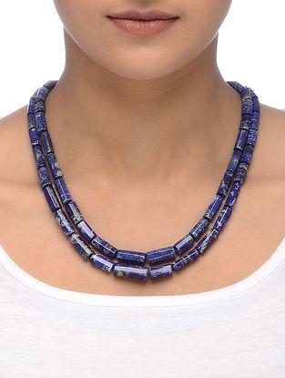 Lapis Lazuli Multi-String Beaded Necklace