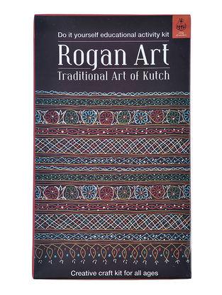 DIY Educational Kit - Traditional Rogan Art of Kutch
