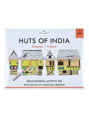 DIY Educational Kit - Kath-khuni of Himachal Pradesh
