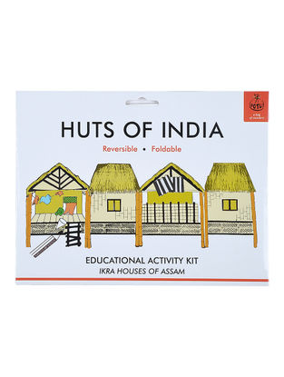 DIY Educational Kit - Ikra Houses of Assam