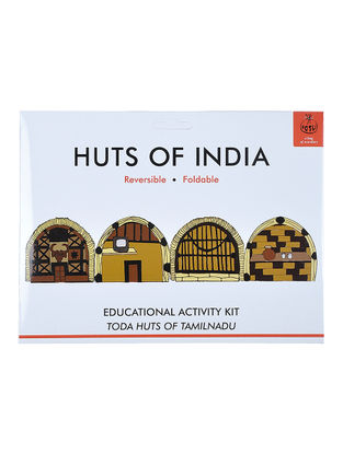 DIY Educational Kit - Toda Huts of Tamil Nadu