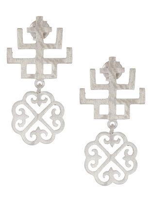 Divine Element Silver Earrings