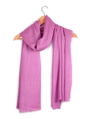 Pink Pashmina-Merino Wool Stole