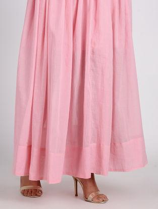 Pink Cotton Skirt