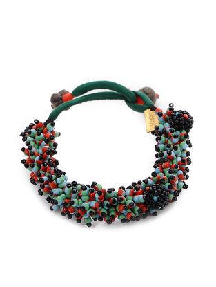Multicolored Tissue Bracelet