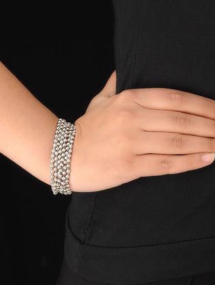 Ethno Silver Bracelet