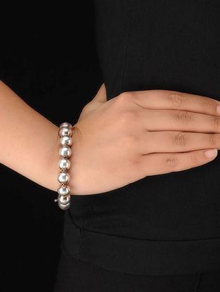 Classic Drop Silver Bracelet