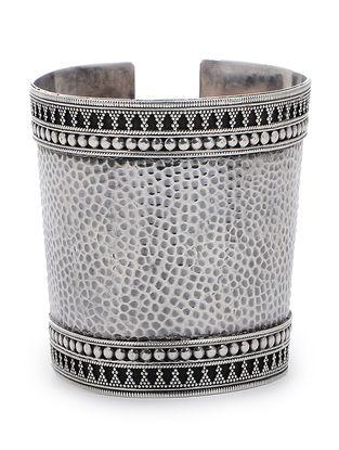 Tribal Silver Cuff
