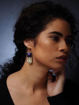 Blue Lapiz Lazuli Earrings