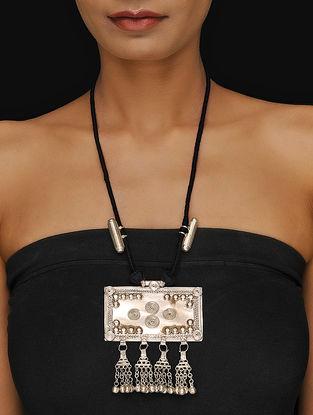 Black Thread Tribal Necklace