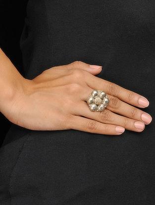 Tribal Adjustable Ring