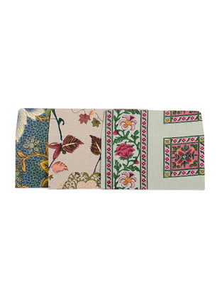 Multicolored Floral Printed Envelope (Set of 3)