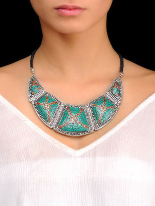 Turquoise Bold Necklace