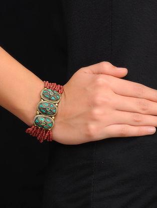 Coral-Red Bracelet