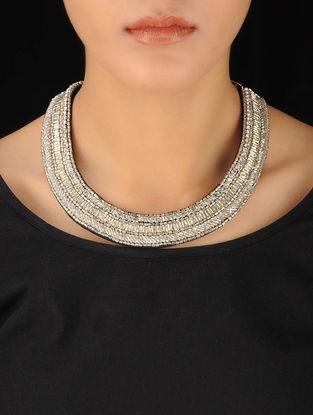Black Thin Beads Haar