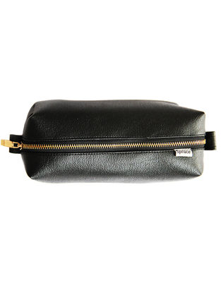 Black Handcrafted Pouch
