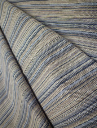 Malmo Thin Stripe Stone Wash Cotton Fabric