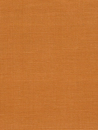 Ochre Cotton Bamboo Regular Solid Fabric