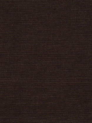 Chocolate Cotton  Bamboo Regular Solid Fabric