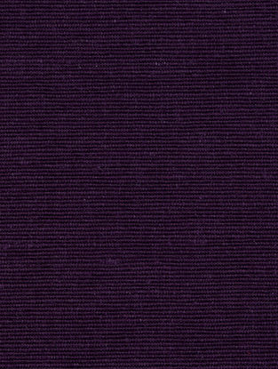 Purple Cotton Bamboo Regular Solid Fabric