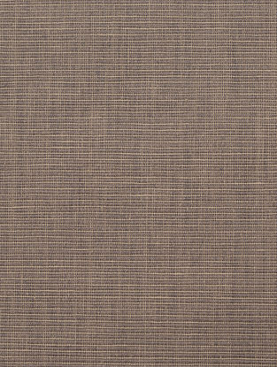 Zinc, Khaki Cotton Two Tone Bamboo Upholstery Fabric 54in