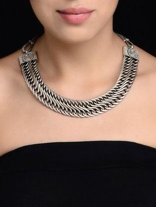 Gypsy Silver Necklace